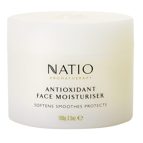 Natio antioxidant face moisturiser 抗氧化面霜100g