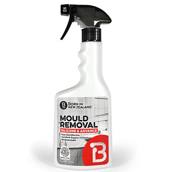 Born in newzealand mould removal 硅胶及顽固除霉剂500ML